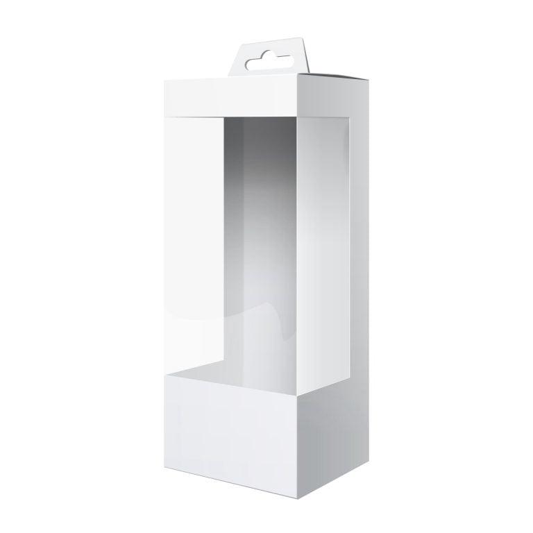 Caixa Vertical com Visor